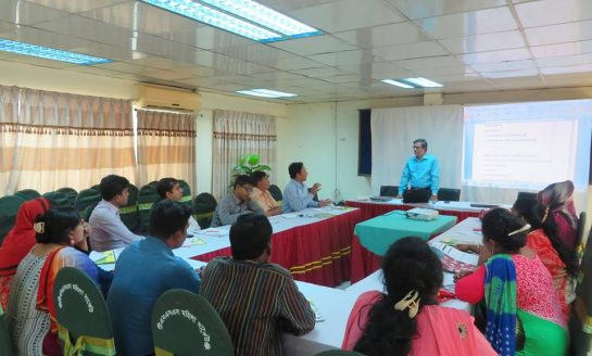 Media Training for CSOs and Network Event for local media gatekeepers in Bogra