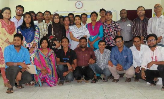 Interaction Meetings with the Journalists and CSOs in Dinajpur and Rangpur