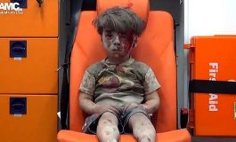 Battle for Aleppo and Five-year-old Omran Daqneesh