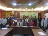 Training workshop for Journalists on Religious tolerance issues in Mymensingh