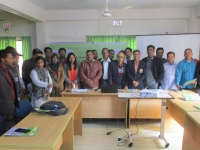Training workshop for journalists on religious tolerance issues in Netrokona