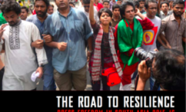 The Road to Resilience: Press Freedom in South Asia 2015-16 report released