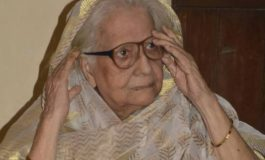Bangladesh's First Female Journalist, Nurjahan Begum No More