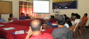 A seen of Jessore leadership and management training